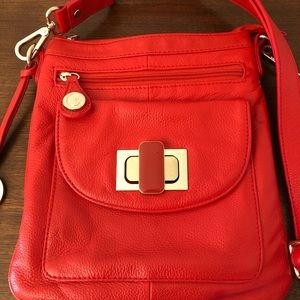 Cynthia Rowley Leather Crossbody